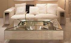 Mesa de centro box rectangular mesas de centro - Mesas de centro de cristal ...