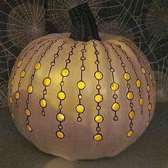 The Best DIY and Decor Place For You: Pumpkin carving with a Dremel