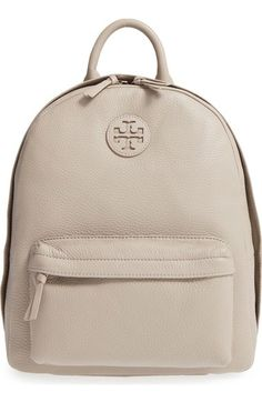 3a8d97e32b4 Tory Burch Pebbled Leather Backpack available at  Nordstrom Backpack  Outfit