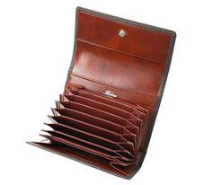 [Helena] bellows type card case ■ Esprit | sale of purse-leather accessories cypris [Noi Japan]