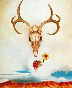 Georgia O'Keeffe | Summer Days (1936)
