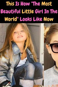 Thylane Blondeau took over the fashion world in such a short time. Born in 2001, the beautiful toddler started her modeling career when she was just four years old and who knew that she could accomplish so much in just 18 years. Here is all you need to know about how Thylane Blondeau became the most beautiful little girl in the world. Beautiful Little Girls, Most Beautiful, Classy Outfits, Stylish Outfits, Bum Tattoo, Everyday Make Up, Ankle Tattoos For Women, Short Hairstyles For Thick Hair, Cruise Outfits