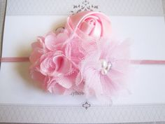 Hey, I found this really awesome Etsy listing at https://www.etsy.com/listing/173991947/light-pink-headband-baby-headbands-baby