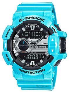 CASIO G-SHOCK G-MIX | GBA-400-2CER