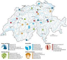 Magische Orte: Idyllen, Mystik und Magie - Beobachter Winterthur, Chur, Switzerland, Mysterious Places, Destinations