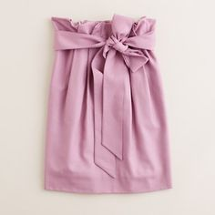 I guess pink skirts from J.Crew are just capturing my heart right now...