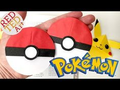 Pokeball Bookmark Corner - Fun with Pokemon Go - Red Ted Art's Blog