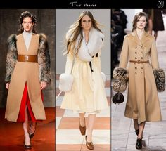 Fashion trends fall 2015 fur sleeves