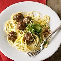餐單上仍保留傳統意大利美食,減肥可吃火雞肉丸意粉實在吸引。