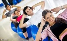 Image result for middle aged women exercising