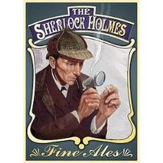 The Sherlock Holmes Pub Sign Large - buy it at Fancy That in London Metal Signage, Shop Signage, Pub Signs, Beer Signs, Smoking Images, Uk Pub, London Souvenirs, British Pub, Vintage Lettering