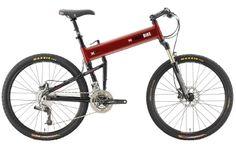 SwissBike XO Competition Foldable Bike 2009