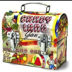 CandyLand Lunch Pail