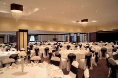 The Grand Ballroom at The Felbridge Hotel and Spa