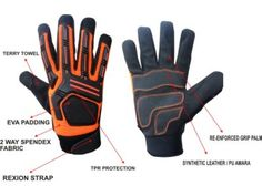 High End Mechanic Mechanic Gloves, Bicycles