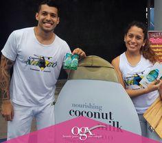 #ogxperu con youtubers peruanas + municipalidad de miraflores