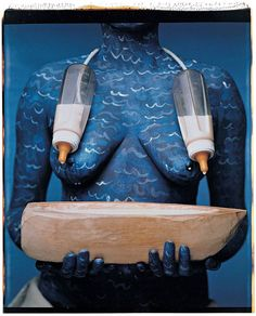 """When I Am Not Here / Estoy Allá"", 1994, María Magdalena Campos-Pons,"