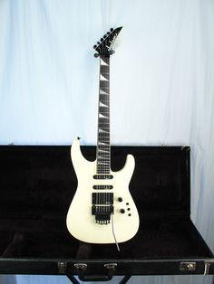 Jackson 1988 SL-1 Soloist White