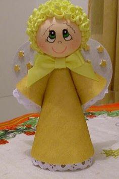 El Rincon Fofuchero: Fofuchas angelitos