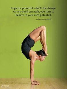 Yoga stance #YoYoYoga-PosesandRoutines