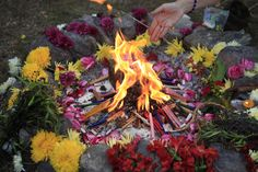 Fire Ceremonies/Full Moon Cleansing-A wonderful way to rid yourself of past memories you'd like to let go of,replacing them with all things new.