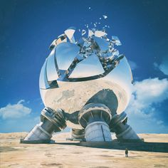 Mike Winkelmann — Illustration