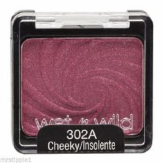 WET N WILD COLORICON EYESHADOW - CHEEKY #302A - NEW, SEALED #WetnWild