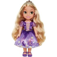 Disney Princess Explore Your World Rapunzel Large Toddler Doll - Modern Princesa Rapunzel Disney, Rapunzel Flynn, Princess Rapunzel, Princess Sophia, Princess Disney, Disney Princess Toddler Dolls, Disney Dolls, Poupées Our Generation, Disney Stuffed Animals
