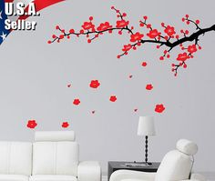 Wall Decor Art Removable Mural Vinyl Decal Sticker L by jjdecals, $18.99