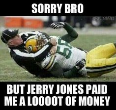 Funny Memes – Just another WordPress site Packers Memes, Packers Funny, Nfl Memes, Sports Memes, Funny Memes, Funny Sports, Funny Stuff, Football Jokes