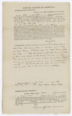 In honor of our first National Conversation on Rights and Justice on Friday in Atlanta, we're featuring some of our documents related to civil rights. During the Revolutionary War, African Americans joined the Continental Army. Cato Greene—captured...