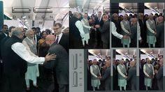 Thank you Honourable Prime Minister of India Shri Narendra Modi ji for visiting us at Make In India BKC Mumbai .. Proud moment for us Kiran kumar