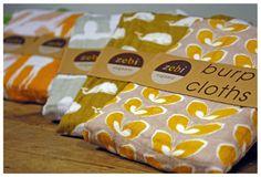 Zebi Organic muslin bundle of burpies