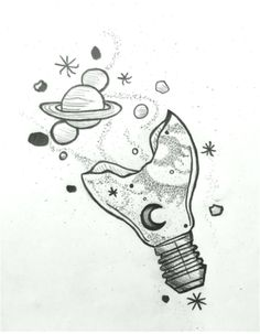 Trendy Ideas For Disney Art Sketches Pencil Tattoos Space Drawings, Cool Art Drawings, Pencil Art Drawings, Art Drawings Sketches, Easy Drawings, Look Wallpaper, Kunst Tattoos, Art Inspiration Drawing, Drawing Ideas