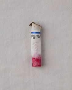 Inspired by Irving Penn's cigarette series but with added femininity, these discarded cigarette butts of friends and strangers are not just still lifes but portrait studies.""
