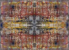 """Musa"" by Gerhard Richter 