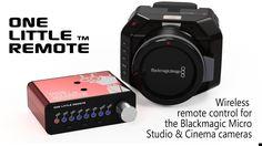 Blackmagic Micro Cinema Camera Remote by Philip Lemon —Kickstarter