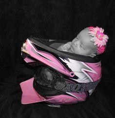 Maternity. Motocross props, I like it... We'd use a snowboarding helmet though, aye Steve?!