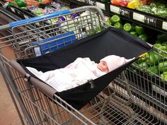 Shopping Cart Hammock™