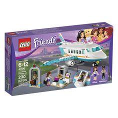 LEGO Friends 41100 Heartlake Private Jet Building Kit