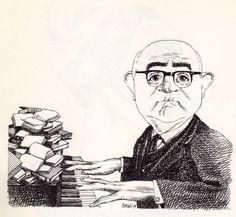 Tullio Pericoli Theodor Adorno
