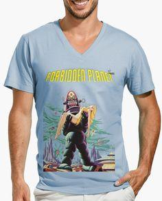 Camiseta Forbidden planet A