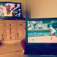 #GreatStart for Venus & Serena Williams! Sisters win both Roland Garros opening round matches! ... 5/25/14 Via Jody Sharkey ‏@jdyshrky busy day one for a williams fan #rolandgarros #venuswilliams #serenawilliams #dayone #tennis