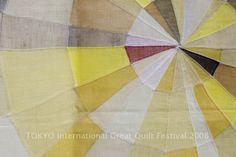 tokyo international quilt festival 2008 via moonstitches on flickr