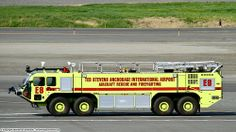 Anchorage Airport Fire Engine 8 ★。☆。JpM ENTERTAINMENT ☆。★。