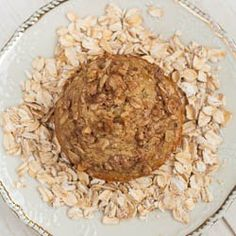 Oatmeal Muffins made with homemade toasted oat flavor! These have the most incredible depth of flavor! Breakfast Snacks, Breakfast Muffins, Breakfast Time, Breakfast Recipes, Muffin Recipes, Dessert Recipes, Oat Bread Recipe, Bread Recipes, Oats Snacks