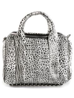 Shop Alexander Wang 'Rockie' tote in CHUCKiES New York from the world's best independent boutiques at farfetch.com. Over 1000 designers from 300 boutiques in one website.
