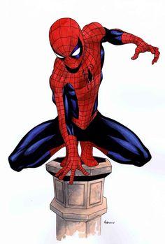 Spider-Man by Mike McKone *