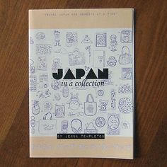 Japan in a Collection zine - Jeena Templeton