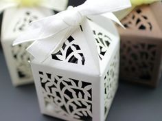 25 Laser cut Tree Design Pattern Wedding Party by Happy22gether